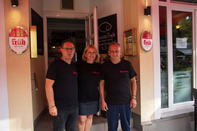 Taverna Kolossos Team