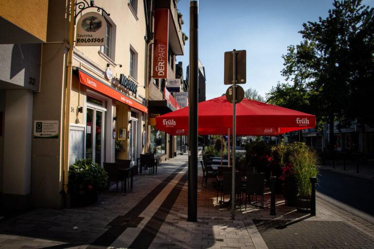 Taverna Kolossos Sommer 2021