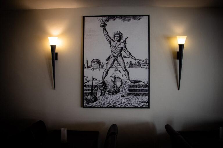 Taverna Kolossos Bild